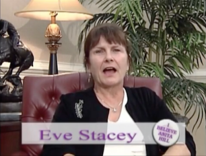 Eve Stacey YT screenshot
