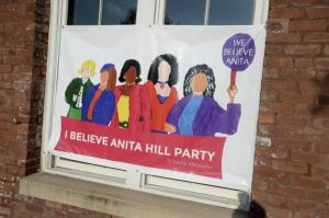 2017 I Believe Anita HIll Party